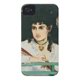 Coques iPhone 4 Case-Mate Manet   le balcon, détail, 1868-9