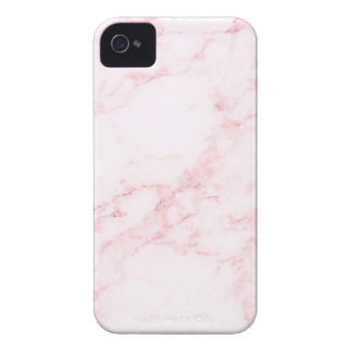 Coques iPhone 4 Case-Mate Marbre rose
