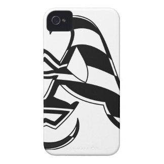 Coques iPhone 4 Case-Mate Marquez avec des lettres une conception