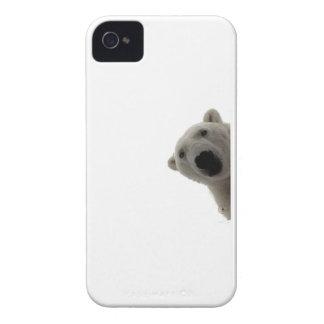 Coques iPhone 4 Case-Mate Mode d'ours de l'iPhone 4 de Coque-Compagnon à