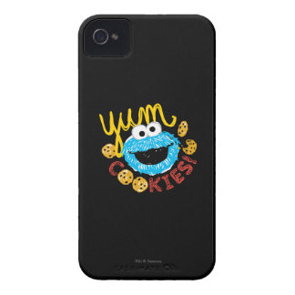 Coques iPhone 4 Case-Mate Monstre de biscuit Yum