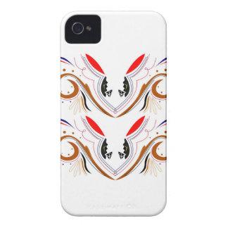 Coques iPhone 4 Case-Mate Nostalgie d'éléments de conception
