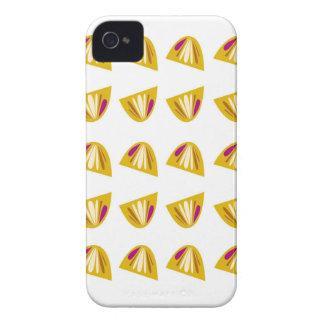 Coques iPhone 4 Case-Mate Or de conception de citrons