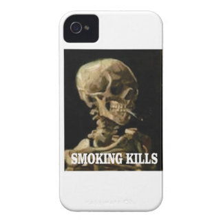 Coques iPhone 4 Case-Mate os de tabagisme de mises à mort