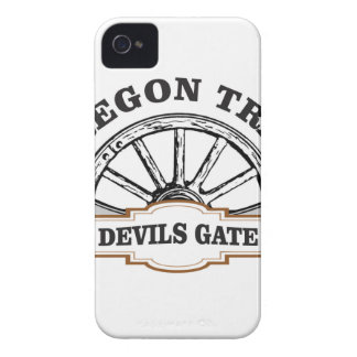 Coques iPhone 4 Case-Mate ot de porte de diables