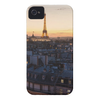 Coques iPhone 4 Case-Mate Paris by night