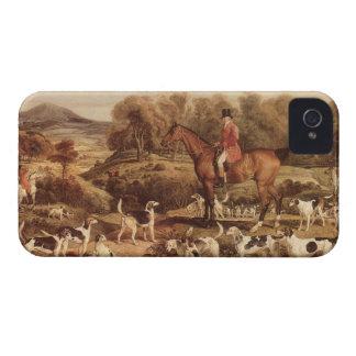 Coques iPhone 4 Case-Mate Ralph Lambton et sien traque par la salle de James
