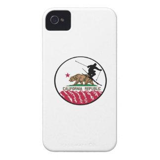 Coques iPhone 4 Case-Mate République de ski