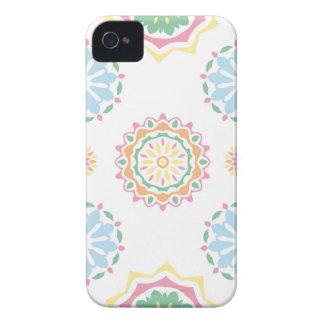 Coques iPhone 4 Case-Mate Rétro conception abstraite de Bohème d'ornement