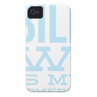 Coques iPhone 4 Case-Mate Réunions de la camaraderie aa de Homeboy de Bill W