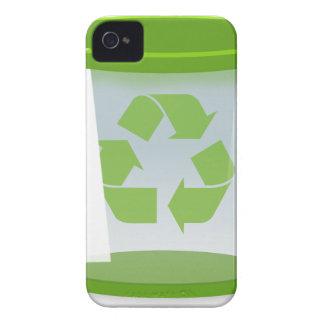 Coques iPhone 4 Case-Mate Réutilisez la poubelle