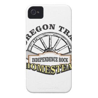 Coques iPhone 4 Case-Mate Roche de l'indépendance
