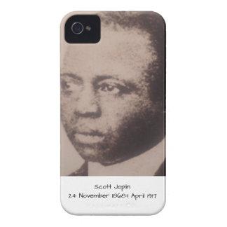 Coques iPhone 4 Case-Mate Scott Joplin