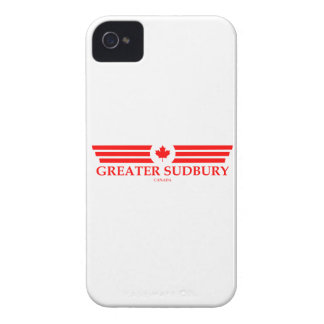 COQUES iPhone 4 Case-Mate UN PLUS GRAND SUDBURY
