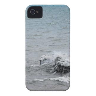 Coques iPhone 4 Case-Mate Vagues sur la glace
