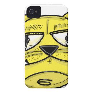 Coques iPhone 4 Case-Mate Visage de chat tigré
