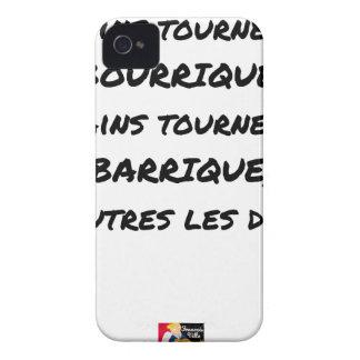 COQUES iPhone 4 CERTAINS TOURNENT EN BOURRIQUE, CERTAINS TOURNENT