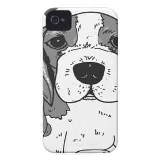 Coques iPhone 4 Chien de beagle