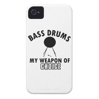 Coques iPhone 4 choix de basse-tambour