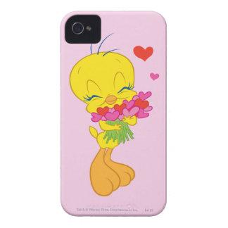Coques iPhone 4 Coeurs de Tweety