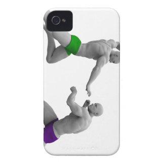 Coques iPhone 4 Concept d'arts martiaux pour le combat et la