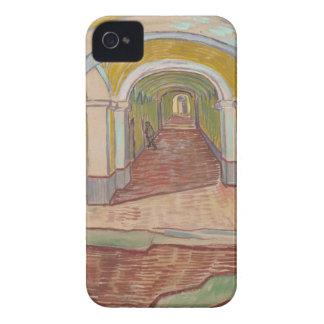 Coques iPhone 4 Couloir dans l'hôpital Vincent van Gogh de St Paul