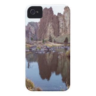 Coques iPhone 4 Courbure Orégon de roche de Smith