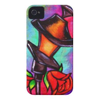 Coques iPhone 4 Courrier de rue de la Nouvelle-Orléans