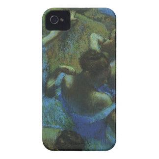 Coques iPhone 4 Danseurs bleus par Edgar Degas, impressionisme
