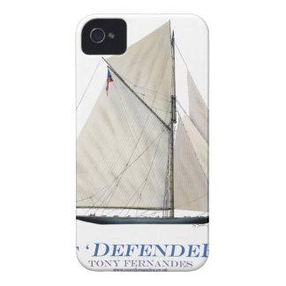 Coques iPhone 4 défenseur 1895 de yacht