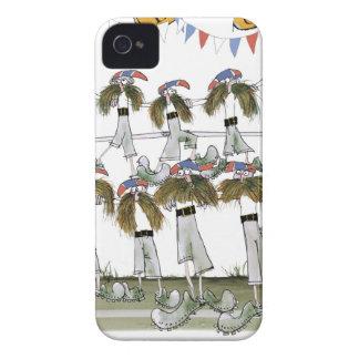 Coques iPhone 4 défenseurs du football de l'Angleterre