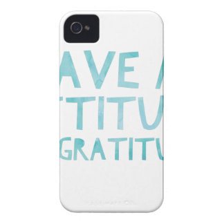 Coques iPhone 4 Désintoxication aa de récupération de gratitude