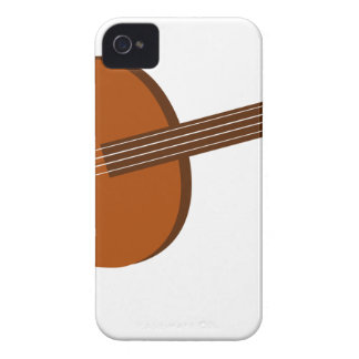Coques iPhone 4 Dessin d'ukulélé