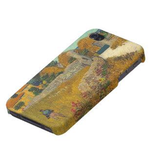 Coques iPhone 4 Ferme de Vincent van Gogh | en Provence, 1888