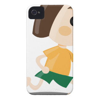 Coques iPhone 4 Fille courante