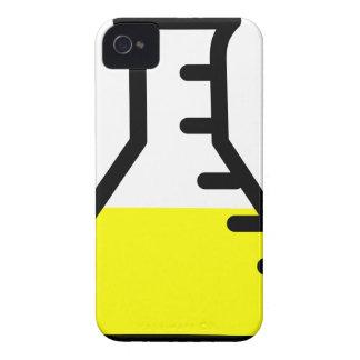 Coques iPhone 4 Flacon de Chem