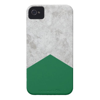 Coques iPhone 4 Flèche concrète Forest Green #326