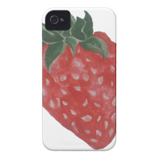 Coques iPhone 4 Fraise