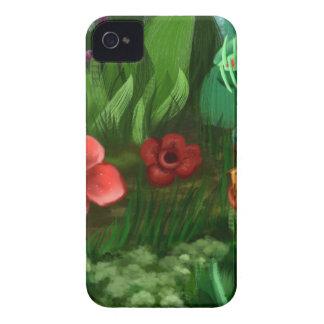 Coques iPhone 4 garden