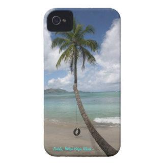 Coques iPhone 4 Île de Vierge britannique de Tortola je téléphone