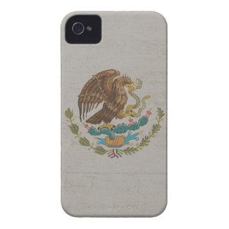 Coques iPhone 4 International de drapeau du Mexique