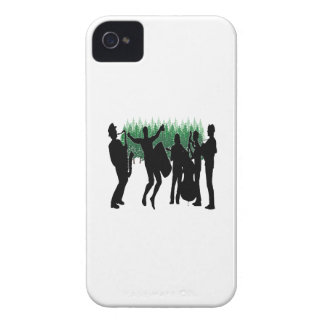 Coques iPhone 4 Jazz sauvage