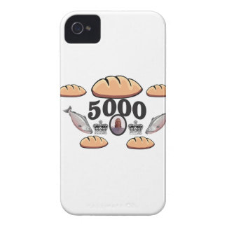Coques iPhone 4 JC alimente 5000 âmes