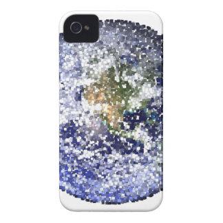 Coques iPhone 4 la terre de cube