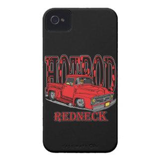 Coques iPhone 4 Le montagnard de Hotrod troque la caisse d'iPhone4