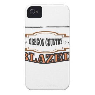Coques iPhone 4 Le pays de l'Orégon a flambé ouais !