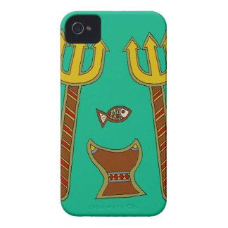 Coques iPhone 4 L'empereur des poissons