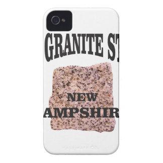 Coques iPhone 4 L'état NH de granit