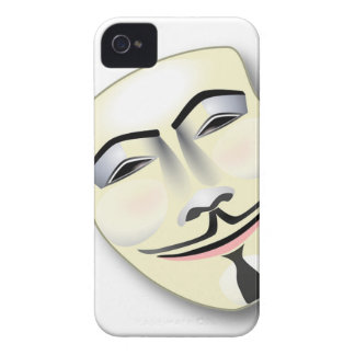 Coques iPhone 4 Masque anonyme