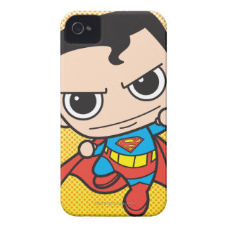 Coques iPhone 4 Mini voler de Superman
